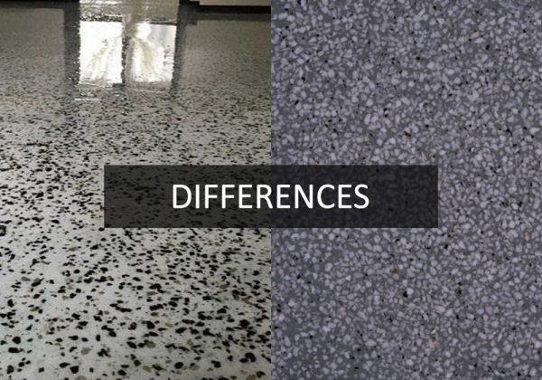 The Differences between Real Terrazzo and Terrazzo Look Tiles